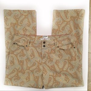 Tommy Hilfiger Paisley Jeans